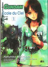 GUNDAM ECOLE DU CIEL  n.1  manga a 1€