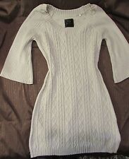 G BY GUESS LADIES SWEATER CAREER CASUAL DRESS SIZE JR XL VERY GOOD CONDITION