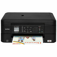 Brother Wireless Color Inkjet All-In-One Printer,Copier,Scanner,Fax, MFC-J480DW