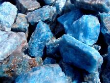 Blue Apatite LOT of 1/4 Pound Wholesale Crystals Bulk Mineral Specimens
