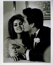 ELVIS PRESLEY POSTER PAGE . 1967 WEDDING WITH PRISCILLA . NOT CD DVD M56