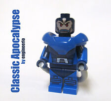 LEGO Custom - Classic Apocalypse  - Marvel Super heroes mini figure comics