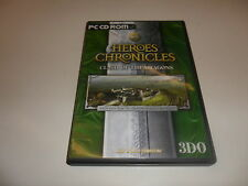 PC  Heroes Chronicles - Clash of the Dragons