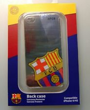 Celly FC BARCELONA BARSA Backcover / Cover für Apple iPhone 4 und 4S NEU BRCI002