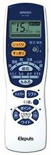 New OMRON HV-F128 Elepuls Low-Frequency Therap Massager with cable , pad Japan