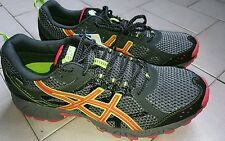 ASICS GEL TRAIL LAHAR 5 GTX UK 9 EU44 GORE-TEX Men's Running Trainers Grey. BNIB