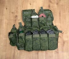 Russian Ratnik 6B46 BNZ plate carrier REPLICA with pouches