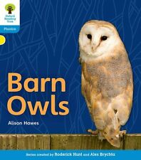 Oxford Reading Tree: Level 3: Floppy's Phonics Non-Fiction. Barn Owls, Paperback