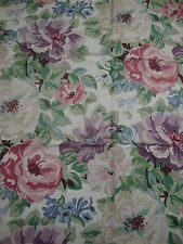 90cm SANDERSON Midsummer Rose vintage shabby chic curtain/upholstery fabric