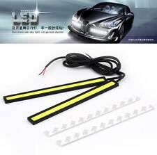 17cm 12V LED COB Car Auto DRL Driving Daytime Running Lamp Fog Light White