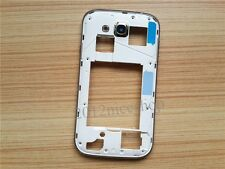 NEW Middle Plate Housing Frame Cover for Samsung Galaxy Grand Duos i9082 White