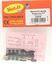 SLOT IT SICH47B  SUSPENSION KIT FOR SLOT IT AW/SW CHASSIS NEW 1/32 SLOT CAR PART