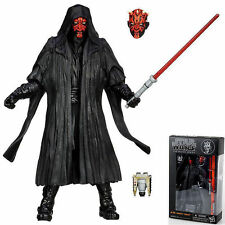 Star Wars Darth Maul 6 inch Black Series Model New In Box
