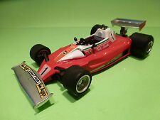 EIDAI GRIP  1:20  FERRARI 312 T2  NIKI LAUDA -   RARE SELTEN  - GOOD CONDITION