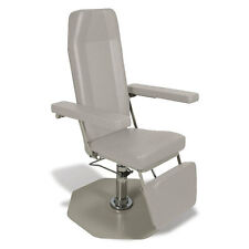 Reclining Phlebotomy Chair with CAL 133 Fire Code Vinyl River Rock 1 ea