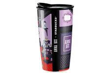 STARBUCKS x ANNA SUI 2015 BOUTIQUE CERAMIC (10 oz) TUMBLER *BRAND NEW in BOX!