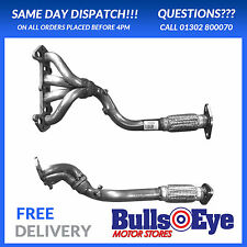 OE Replacement Ford Focus MK1 Exhaust Manifold &  Front Pipe 98-04 Petrol 70394