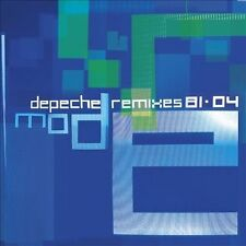 Depeche Mode Remixes 81-04 CD 2004 Reprise Route 66 Halo NEW Sealed