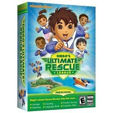 NICKELODEON Diego's Ultimate Rescue League (PC)