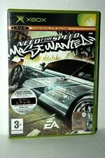 NEED FOR SPEED MOST WANTED USATO OTTIMO XBOX EDIZIONE ITALIANA PAL FR1 41760