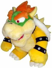 "Official Nintendo Super Mario Plush Series Stuffed Toy - 10"" Bowser"