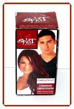 Splat Rebellious Colors Crimson Obsession Long Lasting Hair Color ~ 1Kit