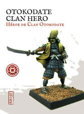 Kensei Otokodate Clan Hero blister metal Zenit miniatures new