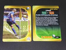BENJAMIN NIVET TROYES ESTAC AUBE CARTE ACTION PANINI FOOTBALL CARD 2006-2007