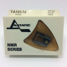 PHONOGRAPH NEEDLE YAMAHA N-7000 IN ASTATIC PKG YA103-7D, NOS/NIB