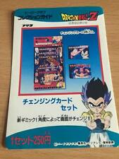 Carte Dragon Ball Z DBZ Hero Collection Part 3 #Check List 6 1994 MADE IN JAPAN