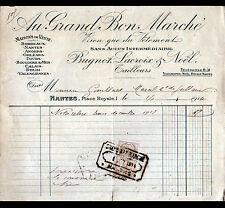 """NANTES (44) CONFECTION / AU GRAND BON MARCHE """"Tailleurs BUGNOT ,LACROIX & NOEL"""""""