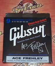 Kiss Ace Frehley Gibson Les Paul Signature Nickel Guitar Parts Strings 9/46 R9 T
