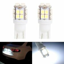 10x T10 20-SMD 1210 LED 194,168,W5W White Super Bright Car Wedge Light Bulb Lamp
