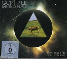 GOV'T MULE / DARK SIDE OF THE MULE - DELUXE EDITION 3CD+DVD DIGIPACK 2014 * NEW