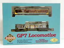 "LIFE-LIKE/PROTO 2000 - LIMITED EDITION HO M/A ""A.C."" GP7 POWER LOCOMOTIVE #160"