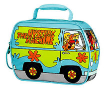 Scooby-Doo Mystery Machine lunchbox. comes with a PINK FOOD JAR!