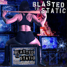 BLASTED TO STATIC - Blasted To Static - Racer X CD Digi Neu New not sealed