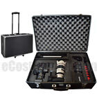 Large Hard Case w/ Wheels for Canon 5D Mark III Rebel     Camera / Camcorder