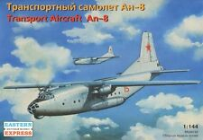 "Eastern express 1/144 Modèle Kit 14496 ANTONOV An-8 ""camp"" avions de transport"