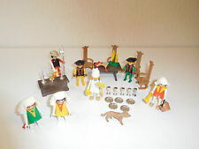 Playmobil 3410 medieval figures also for sets 3447 etc