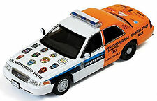 Ford Crown Victoria Arlington Police Interceptor 2012 Sober ride 1:43 Ixo
