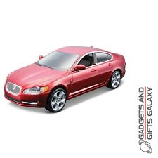 BBURAGO JAGUAR XF 1:32 SCALE DIECAST MODEL CAR KIT collectors gift toy childs