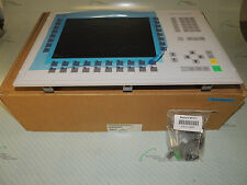 "SIEMENS 6AV6-542-0DA10-0AX0 OPERATOR INTERFACE PANEL MP370 12"" TFT COLOR HMI NIB"
