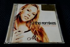 MARIAH CAREY Double CD The Remixes *Rare Singapore release*