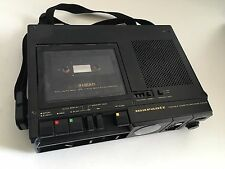 Marantz PMD222 Portable Cassette Recorder Field Recordings
