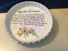 T. g. green church gresley quiche dish 23cm