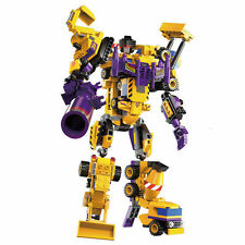Enlighten 1401 7 in 1 The Creator God Robot Building Blocks Educational Kid Toy