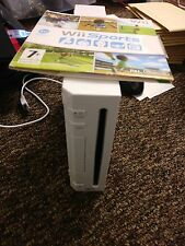 Nintendo Wii 512 MB White Console  with 13 games, 4 controllers and accessories
