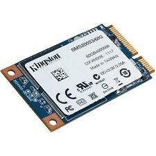 Kingston SSDNow 60GB mSATA 6Gb/s SandForce 2241 notebook SSD Solid State Drive