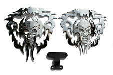 Yamaha Road Star Raider R&L Skull Covers